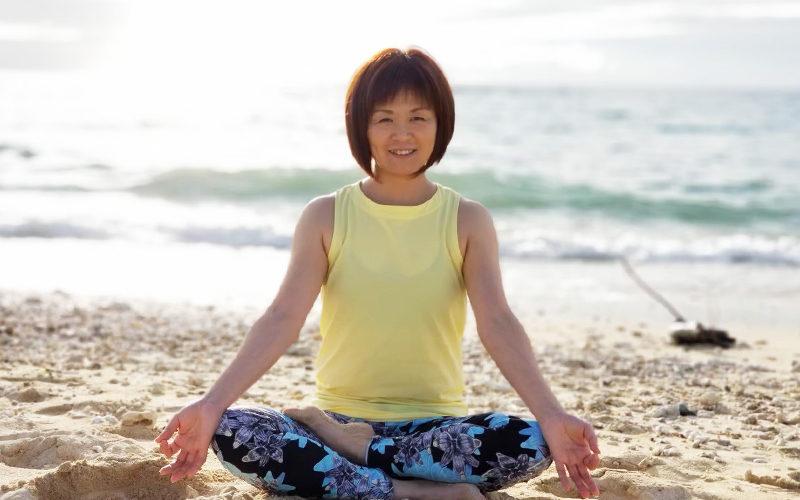 佐世保Yoga inti.killa(インティ・キア)ヨガインストラクター 草津 晴代